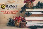 Auguri di buon Natale Docet Professional